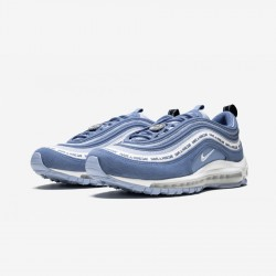 "Nike Air Max 97 ""Have A Nike Day"" BQ9130 400 Blue Indigo Storm/White-Aluminum-Bl Running Shoes"