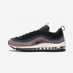 Nike Air Max 97 Premium 312834 204 Black Smokey Mauve/Black Running Shoes