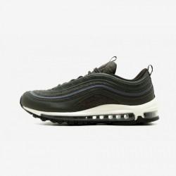 Nike Air Max 97 Premium 312834 300 Green Sequoia/Velvet Brown Running Shoes