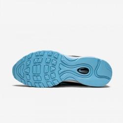 Nike Air Max 97 Premium BV1256 001 Black Black/Blue Gale-White Running Shoes