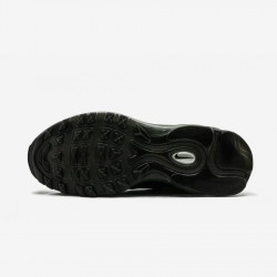"Nike Air Max 97 Premium ""Kashima Antlers"" 312834 001 Black Black/Black-Track Running Shoes"