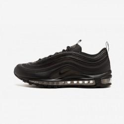 Nike Air Max 97 PRM SE AA3985 001 Black Black/Black-Metallic Gold Running Shoes
