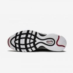 Nike AIR MAX 97 QS AT5458 001 Black Black/Varsity Red Running Shoes