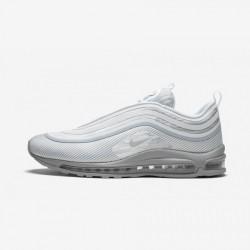 Nike Air Max 97 UL '17 918356 008 Silver  Pure Platinum/Pure Platinum Running Shoes