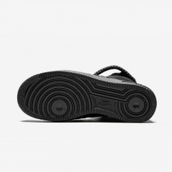 Nike Womens SF AF1 857872 002 Black Black/ Black-Black Running Shoes