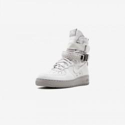 Nike Womens SF AF1 857872 003 Grey Vast Grey/Vast Grey Running Shoes