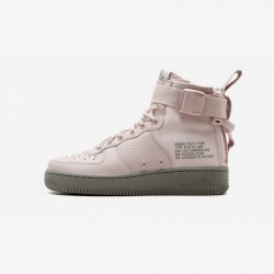 Nike Womens SF AF1 Mid AA3966 600 Pink Siltred/Silt Red-Dust Running Shoes