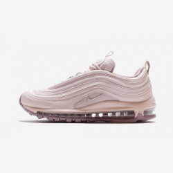 """Nike Air Max 97 Ultra '17 """"Barely Rose"""" AR1911 600 Pink Barely Rose/Barely Rose-Elemen Running Shoes"""