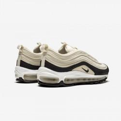 Nike Womens Air Max 97 PRM 917646 202 Beige Light Cream/Oil Grey Running Shoes