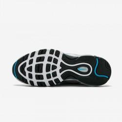Nike Womens Air Max 97 QS 917647 001 Blue Pure Platinum/Marine Blue Running Shoes