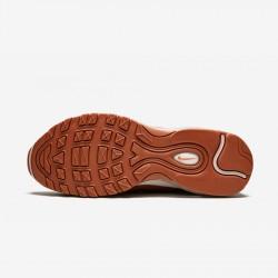 Nike Womens Air Max 97 SE AV8198 201 Orange Dark Russet/Mtlc Tawny Running Shoes