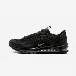 Nike Womens Air Max 97 921733 001 Black Black/Black-Dark Grey Running Shoes