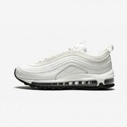 Nike Womens Air Max 97 LEA AQ8760 100 White Summit White/Summit White Running Shoes