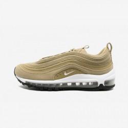 Nike Womens Air Max '97 SE AQ4137 200 Beige Beige/Black/White Running Shoes