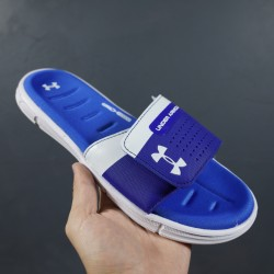 2020 Under Armour 8799719 Blue White Dark Blue 36-45 Unisex Sandals