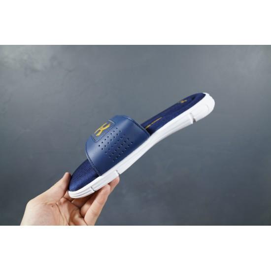 2020 Under Armour 8799719 Blue white Gold 36-45 Unisex Sandals
