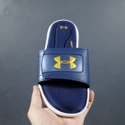 2020 Under Armour 8799719 Blue white Gold 36-45 Unisex Sandals