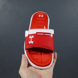 2020 Under Armour 8799719 Red An Red 36-45 Unisex Sandals