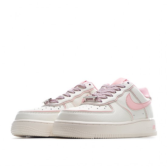 Nike Air Force 1 07 Low Beige Pink UH8958-033 Women AF1 Casual Shoes