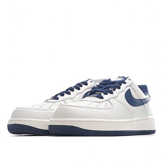 Nike Air Force 1 Low 07 Beige Blue PA3035-068 Women Men AF1 Shoes