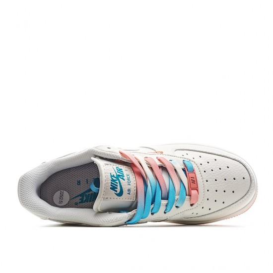 Nike Air Force 1 Low 07 Beige Orange CT1989-103 Women Men AF1 Shoes