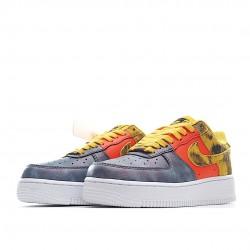 Nike Air Force 1 Low Dark Sulphur CZ0337-700 Women Men AF1 Shoes
