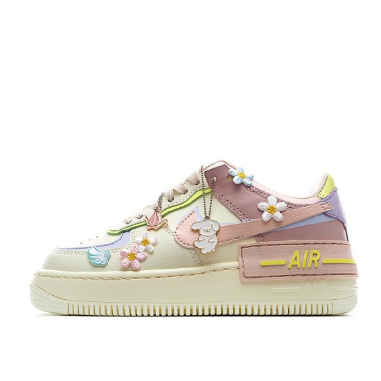 Nike Air Force 1 Shadow Cashmere CI0919-700 Women AF1 Shoes