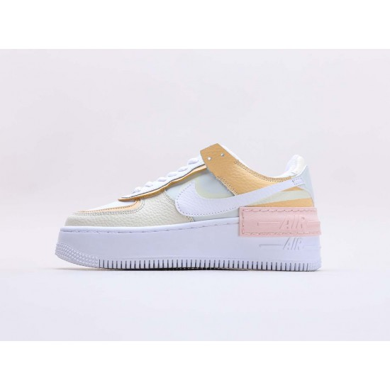 """Nike Air Force 1 Shadow SE """"Spruce Aura"""" Running Shoes CK3172 002 WMNS AF1 Sneakers"""