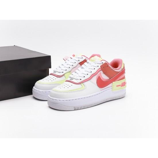 Nike Air Force 1 Shadow White Magic Ember Women AF1 Shoes CI0919-110