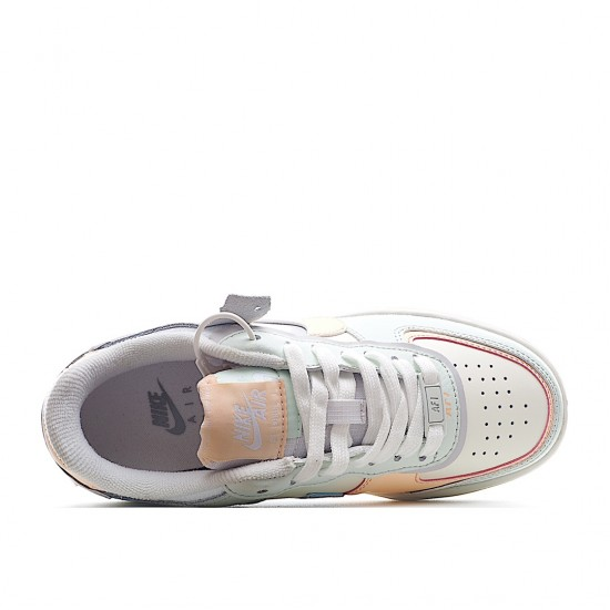 Nike Air Force 1 Low Shadow Sail Barely Green Women AF1 Shoes CU8591-104
