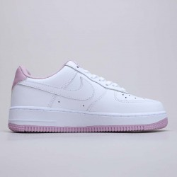 """Nike Air Force 1 Low""""Voltage Purple"""" WMNS Running Shoes White/Pink CD6915 100 AF1 Sneakers"""