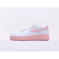 """Nike WMNS Air Force 1 Low """" White Pink Foam"""" Running Shoes CV7663 100 Womens Sneakers"""