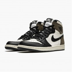 "Air Jordan 1 Retro High ""Dark Mocha"" Unisex 555088 105 Jordan Sneakers"