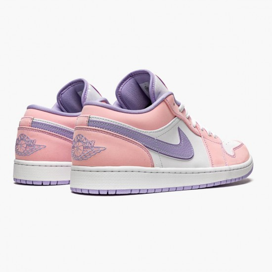 Air Jordan 1 Low SE Arctic Punch CK3022 600 Womens AJ1 Jordan Sneakers