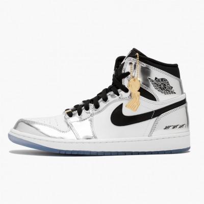Air Jordan 1 Retro High Think 16 AQ7476 016 Unisex AJ1 Jordan Sneakers
