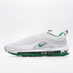 Nike Air Max 97 White Pine Green DH0271 100 Women Men Running Shoes