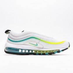Nike Air Max 97 Worldwide Pack White Green Black CZ5607-100 Women Men Running Shoes
