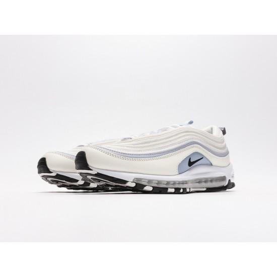 Nike Air Max 97 ESS Black Beige White CZ6087-102 Women Men Running Shoes