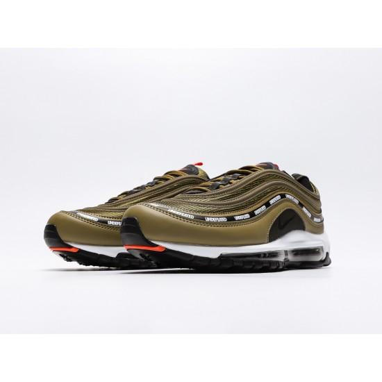 Nike Air Max 97 UNDFTD Black Militia Green DC4830-300 Women Running Shoes