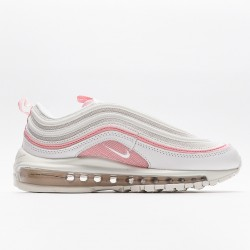 Nike Wmns Air Max 97 Beige Pink White 9217333-104 Running Shoes
