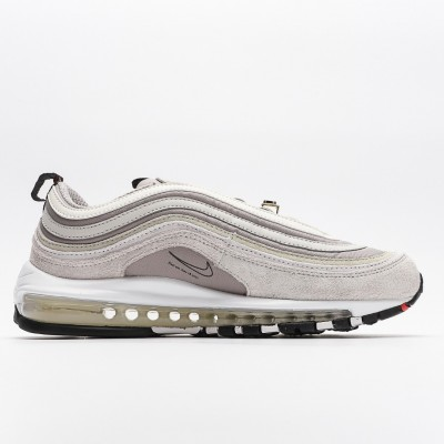 Nike Wmns Air Max 97 First Use Beige Grey Mens DB0246-001 Running Shoes