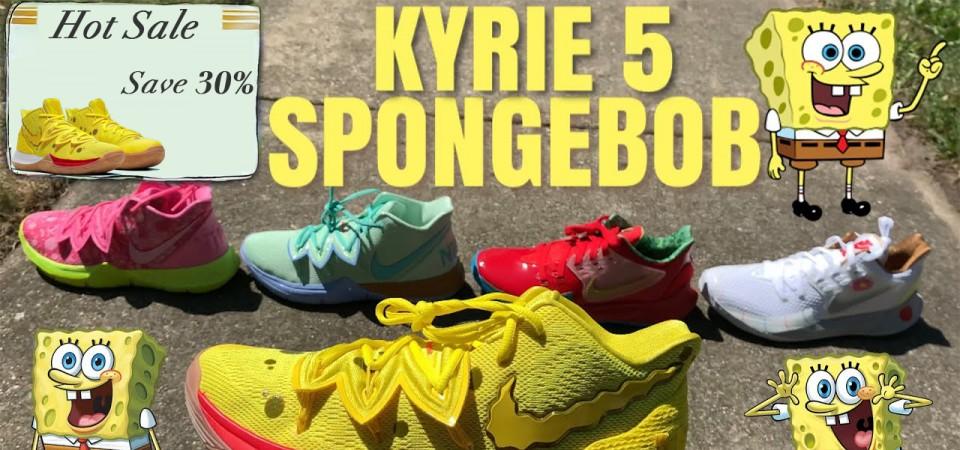 Kyrie-5-Spongebob