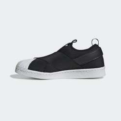 2020 Adidas Slip On Core Black Core Black Cloud White Casual Shoes Unisex S81337 Sneakers