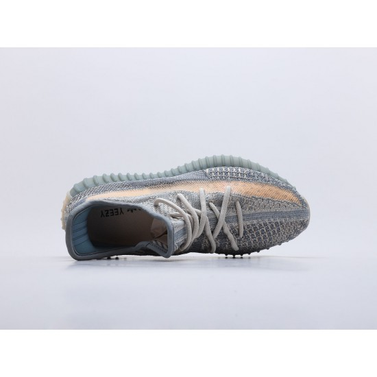 "Adidas Yeezy Boost 350 V2 ""Israfil"" Running Shoes FZ5421 Unisex Sneakers"