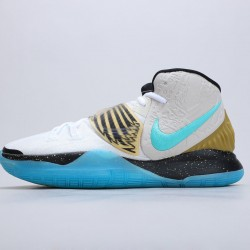 """Concepts x Kyrie 6 EP """"Golden Mummy"""" Gray/Brown Basketball Shoes CU5572-149 Mens Sneakers"""