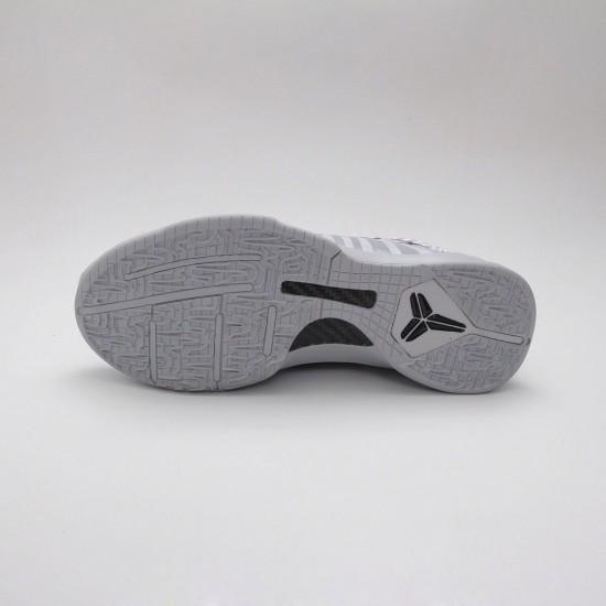 Nike Zoom Kobe 5 Protro Gray Black Basektball Shoes Mens CD4991-003 Sneakers