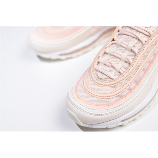 """Nike Air Max 97 """"Guava Ice""""  Running Shoes 921733 801 Pink Womens Sneakers"""