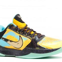 "Nike Zoom Kobe 5 Prelude ""Prelude"" Basketball Shoes 639691-700 Kobe V Sneakers"